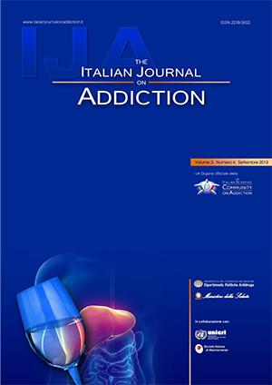 Aiuto in trattamento di dipendenza alcolica