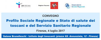 Lo stato di salute dei toscani e del servizio sanitario regionale